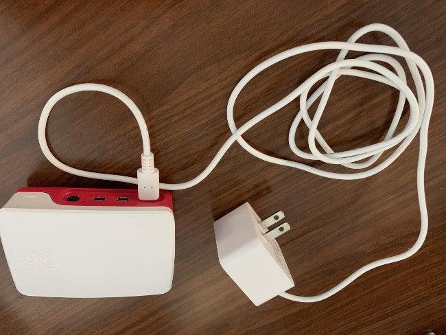 Raspberry Pi USB-C charger
