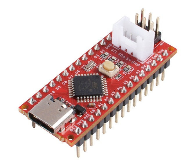Seeeduino Nano microcontroller