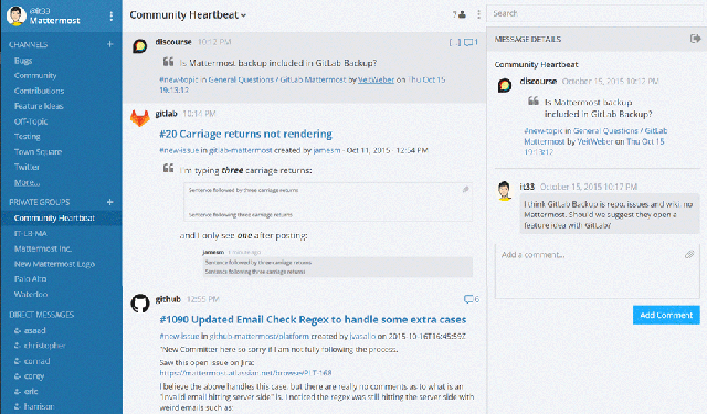 Free, open source alternatives to Slack for team chat | Opensource com
