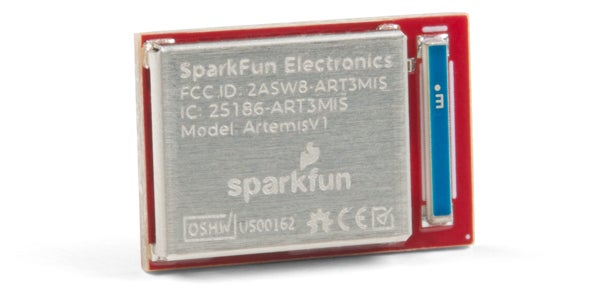 SparkFun and Artemis