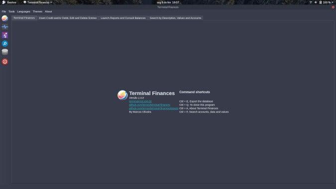 Terminal Finances