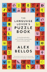The Language Lover's Puzzle Book cover