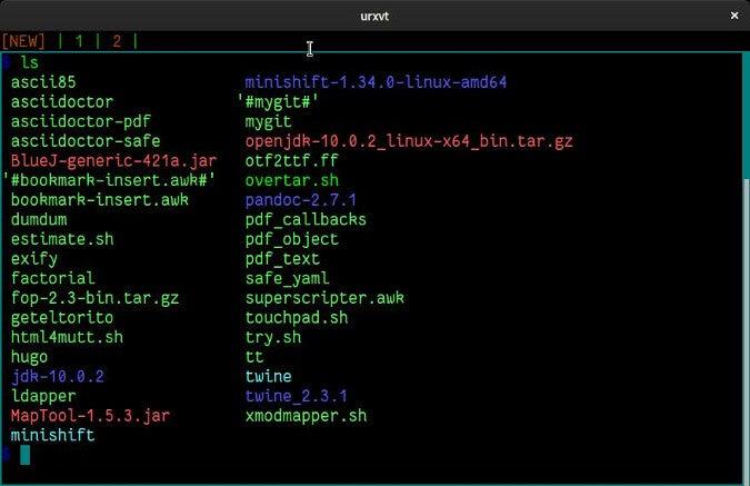Change your Linux terminal color theme | Opensource com