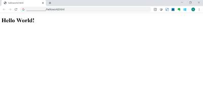 Velocity HTML output
