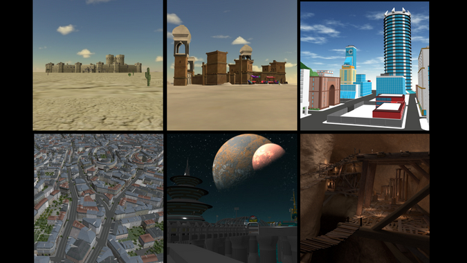 VRSpace.org virtual worlds