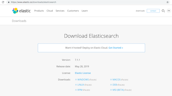 How to install Elasticsearch on MacOS | Opensource com