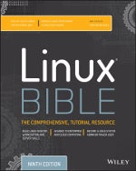 Linux Bible book cover