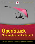 OpenStack Cloud Application Development book cover