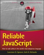 Reliable JavaScript book cover