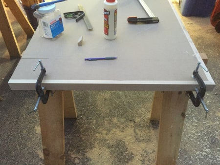 Astounding How To Build Your Own Maker Workbench Opensource Com Caraccident5 Cool Chair Designs And Ideas Caraccident5Info